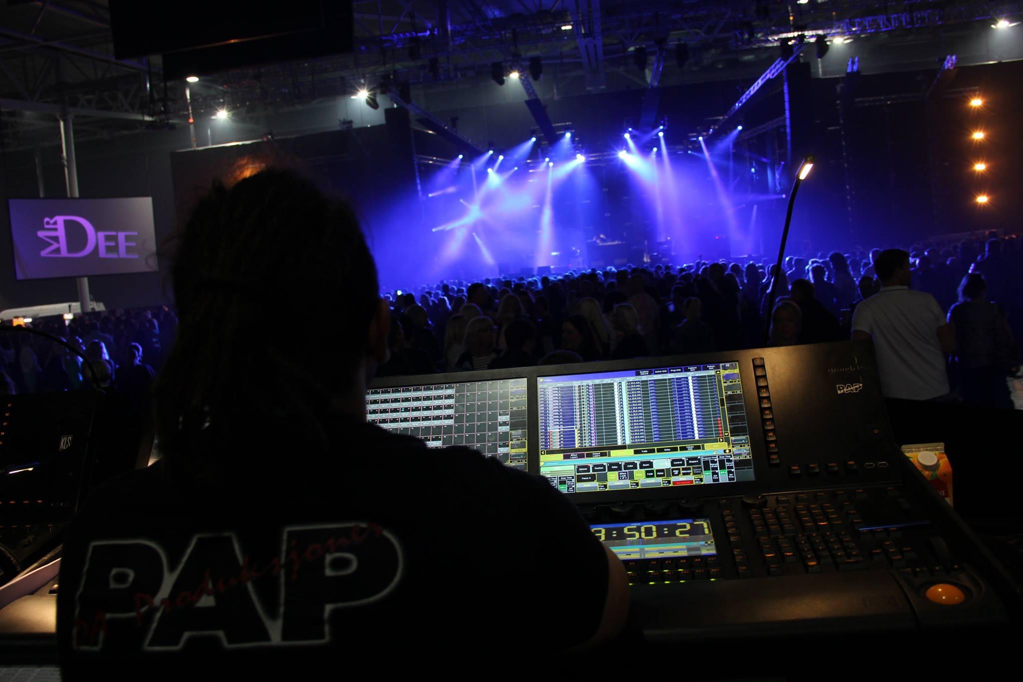 PA Produksjoner AS avd. Stavanger: Mikrofoner, DI, Pre.Amp.